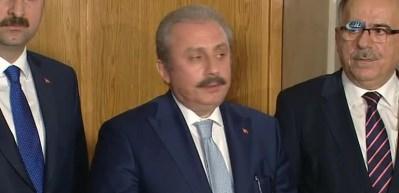 AK Parti - MHP ittifak görüşmesinde ilk açıklama