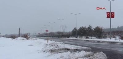 Bingöl'de 278, Elazığ'da 17 köy yolu ulaşıma kapandı