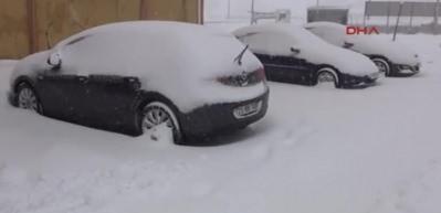 Bitlis'te 174 köy yolu ulaşıma kapandı