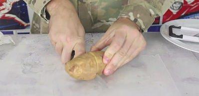 Çıtır çıtır patates cipsi nasıl yapılır?