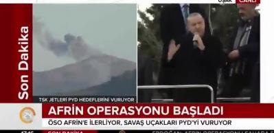 Erdoğan: Rahat durun dedik durmadılar