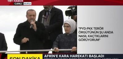 Erdoğan'dan HDP ve KCK'ya rest!