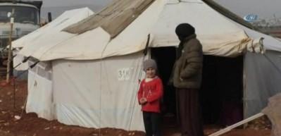 Esed'in bombaları 11 kişilik aileyi 3 kez yerlerinden etti