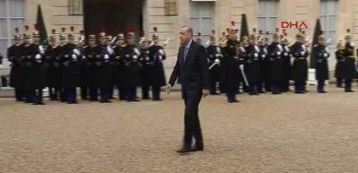 Fransa-Türkiye arasında imzalar atıldı