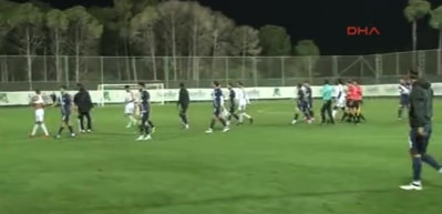 Galatasaray 5- Tuzlaspor: 0