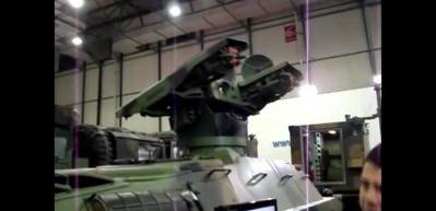 IGLA-S Füze Atıcı Sistemi