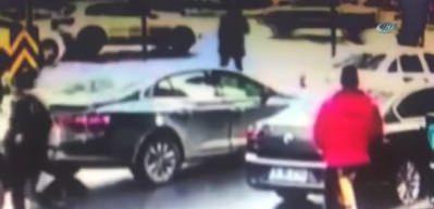 İstanbul'un göbeğinde genç kızı böyle kaçırdılar
