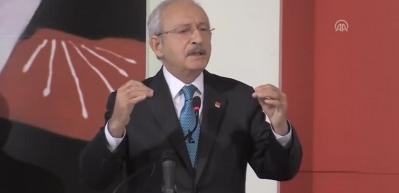 Kılıçdaroğlu'nun Afrin operasyonuna karşı çıktı
