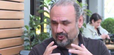 Opera sanatçısı Aysev, AKM sevincini paylaştı