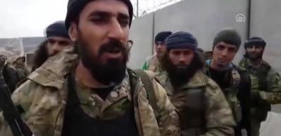 """ÖSO komutanından sivillere, """"tek hedef PYD/PKK"""" mesajı"""