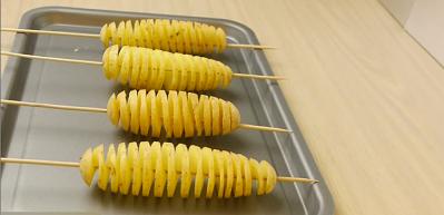 Spiral patates nasıl yapılır?