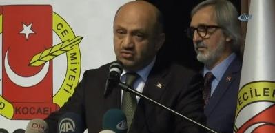 """""""Terör örgütleri ile işbirliği yapmak yılanla çuvala girmektir"""""""
