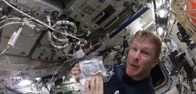 Uzay aracında kahve nasıl yapılır?
