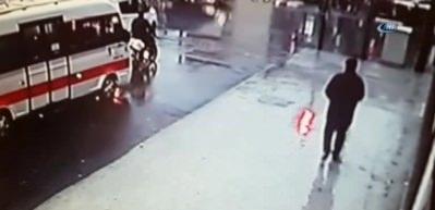 Vakıf müdürüne baltalı saldırı