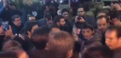 Yok böyle karşılama! Ertuğrul Sağlam, İran'ı ayağa kaldırdı