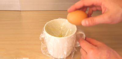 Yumurtayı bir de böyle yapmayı deneyin
