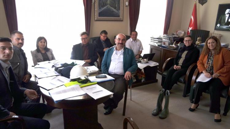 Edirne'de İş Sağlığı ve Güvenliği Kurulu toplandı
