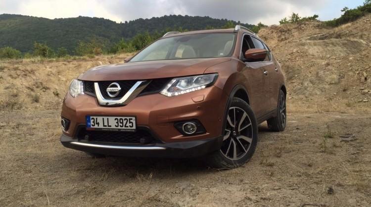 Sürüş İzlenimi: Nissan X-Trail 1.6 dCi