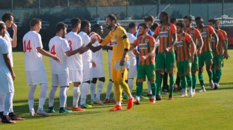 Antalya derbisinde gol düellosu