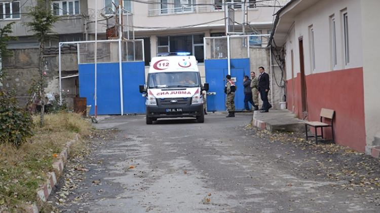 Cezaevi karakolunda FETÖ tutuklaması