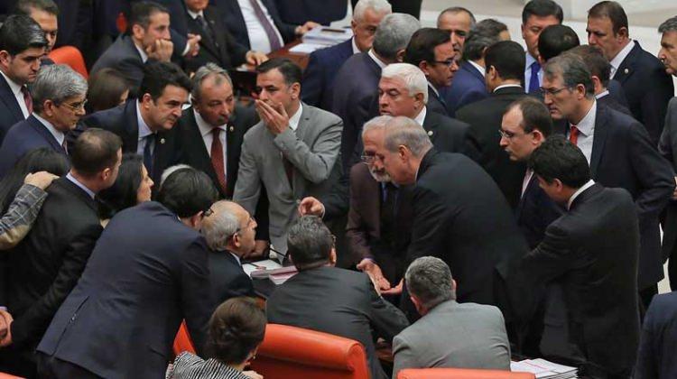 Numan Kurtulmuş ile Kılıçdaroğlu görüştü