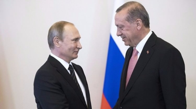 'Türkiye ve Rusya yeni bir ittifak kurdu'
