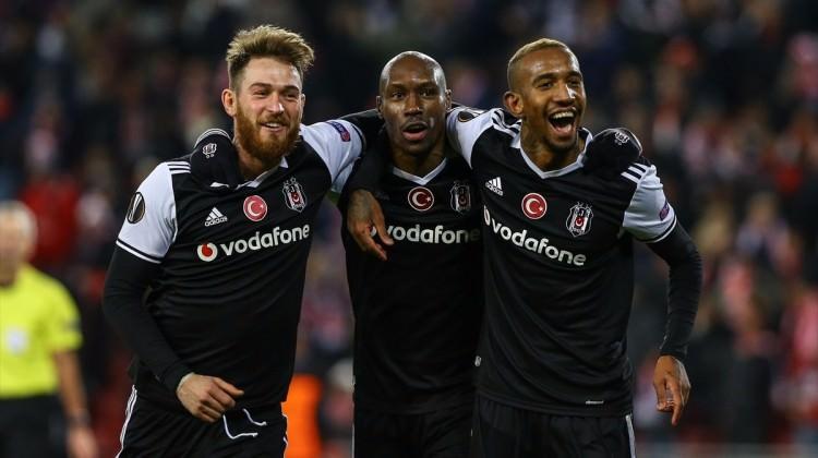 Beşiktaş'ın zaferi İsrail basınında