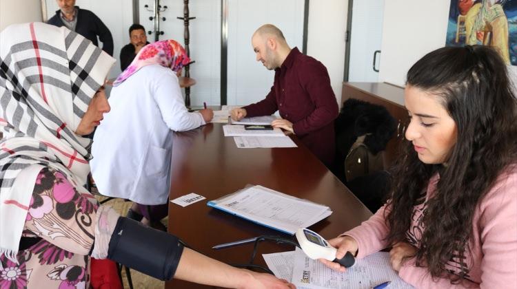 Akçaabat Belediyesinde iş sağlığı ve güvenliği eğitimi