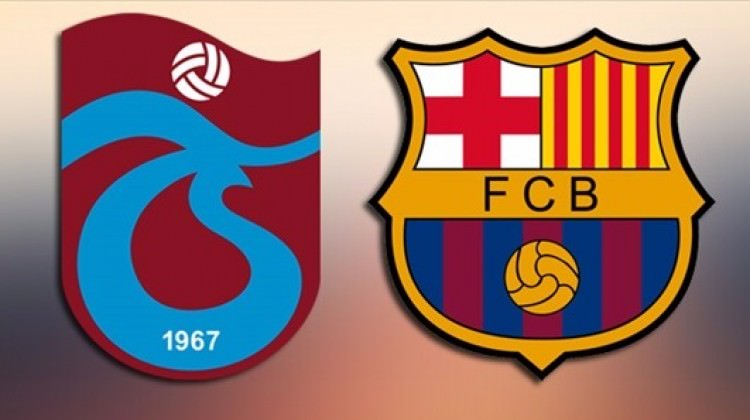 Trabzonspor'dan Barcelona'ya cevap