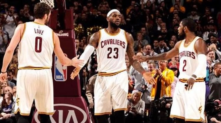 Cleveland Cavaliers play-off'u garantiledi