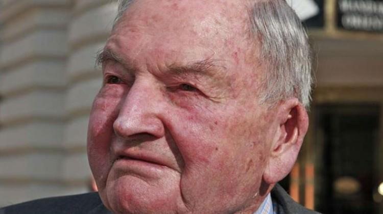 David Rockefeller öldü