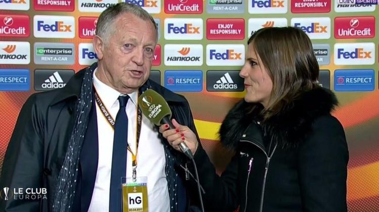 Lyon Başkanı: 'Bunu korkmadan söylüyorum ki...'