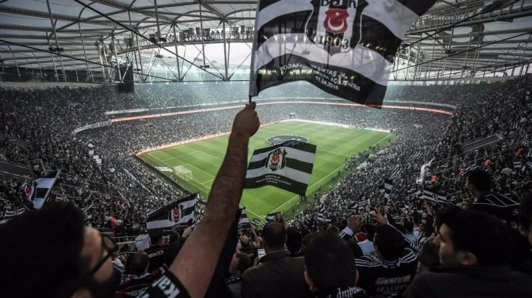 Beşiktaş açıkladı! 407 milyon TL!