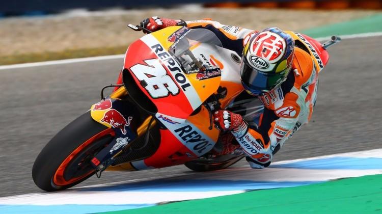 MotoGP'nin 3000. yarışını Pedrosa kazandı!