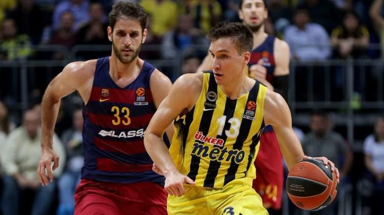 THY Euroleague'de Nisan'ın MVP'Si Bogdanovic!
