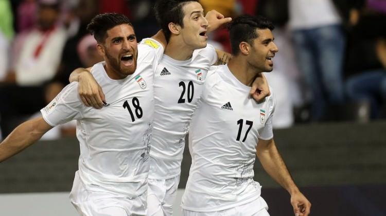 İran Dünya Kupası'na katılmayı garantiledi