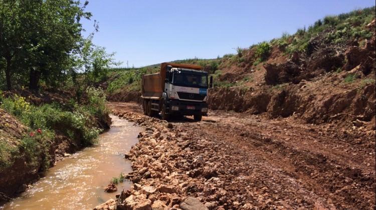 GASKİ'de 22 köyü ilgilendiren çalışma
