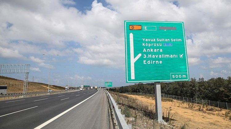 Paşaköy-TEM Kurtköy bağlantı yolu açılıyor