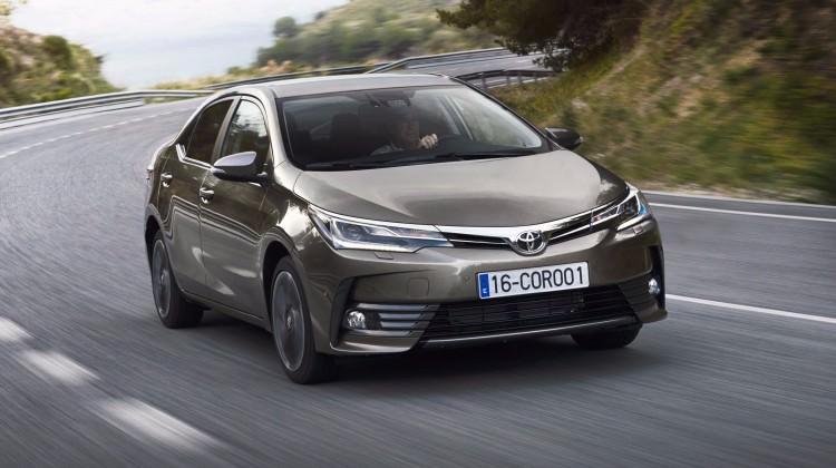 Toyota'da 9 bin 500 TL indirim