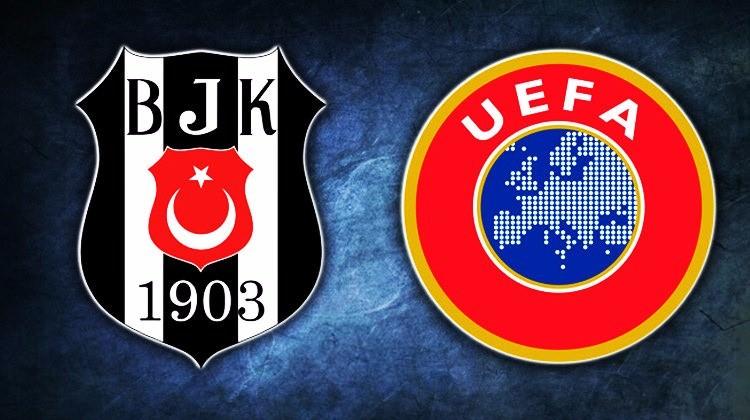 UEFA'dan Beşiktaş'a kötü haber! Men...