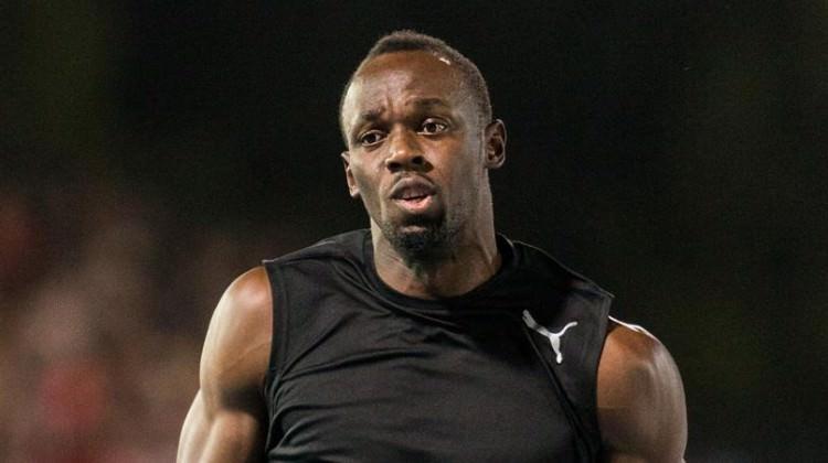 Bolt Londra'nın provasını Monaco'da yaptı