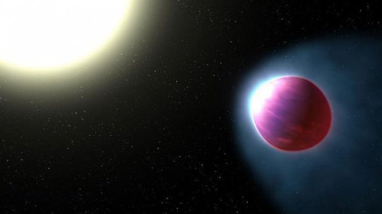 'Öte-gezegen' keşfedildi