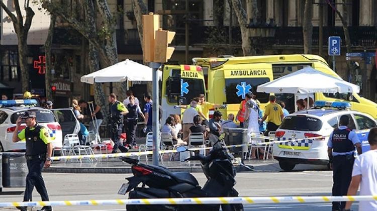 Katalonya'da 3 günlük yas ilan edildi