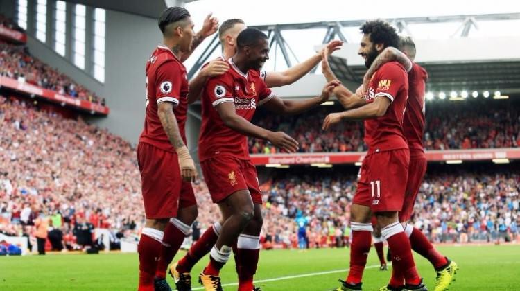 Liverpool Arsenal'i darmadağın etti!