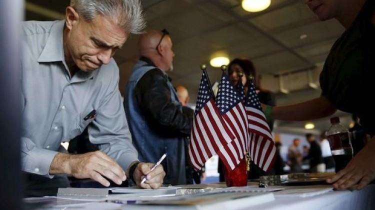 ABD işsizlik maaşı başvuruları düştü