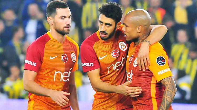 Galatasaraylı yıldıza sözleşme şoku!