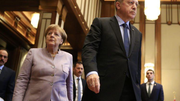 Alman gazetesi uyardı: Erdoğan haklı!