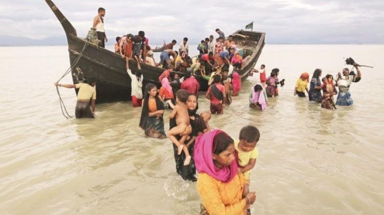 Başbakan açıkladı: Nehrin üzeri cesetlerle dolu