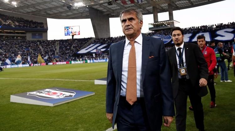 Şenol Güneş, Beşiktaş ile rekor kırdı!