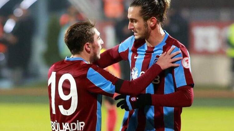 Trabzonspor'da 'Ömür'lük imza!